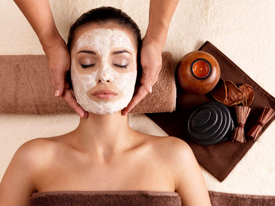 Professional Salon Facial treatments by Beauty Spa in Canterbury Kent
