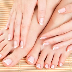 Shellac treatments for your hands and feet by Beauty Spa in Canterbury Kent
