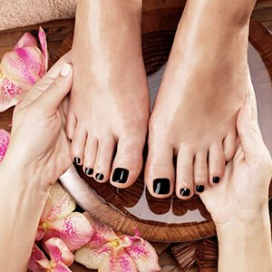 Pedicure treatments by Beauty Spa in Canterbury Kent