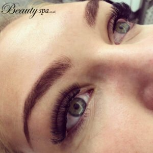 Russian volume lashes in canterbury
