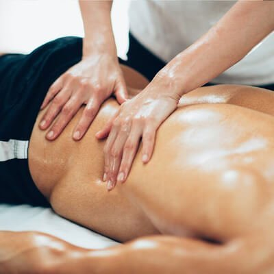 Deep tissue sports massage in Canterbury by Beauty Spa