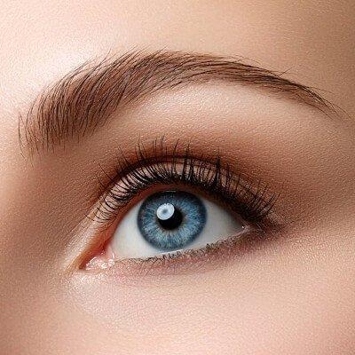 eyebrow and eyelash tinting by Beauty Spa in canterbury