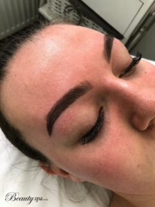 Henna Eyebrows by Beauty Spa Canterbury Kent
