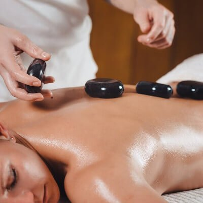 Hot Stone Massage in Canterbury by Beauty Spa