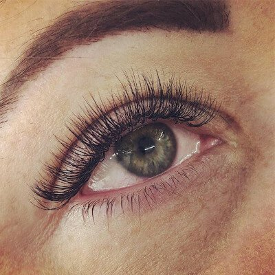 Hybrid Lashes in Canterbury by Beauty Spa