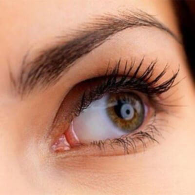 Eyebrow lash tinting in Canterbury by Beauty Spa