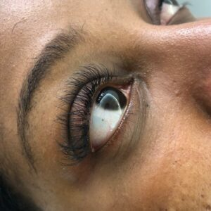 hybrid lashes by beauty spa canterbury