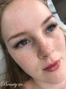 classic individual eyelashes by Beauty Spa Canterbury