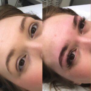 hybrid lash treatments beauty spa canterbury